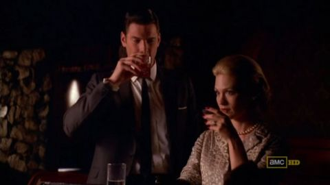 Mad Men season two finale