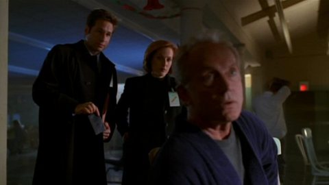 The X-Files/Millennium crossover