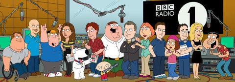 Family Guy meets Radio 1