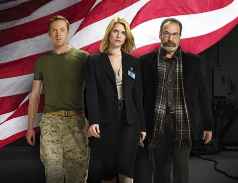 Homeland on Showtime
