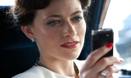 Irene Adler in Sherlock