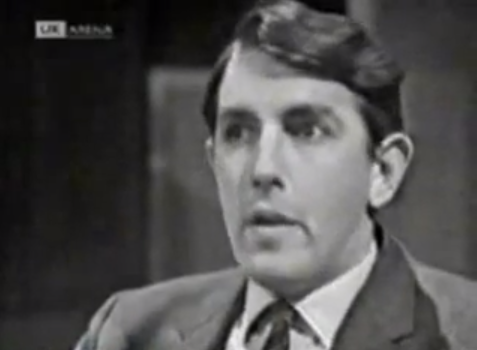 Peter Cook as Sir Arthur Streeb-Greebling