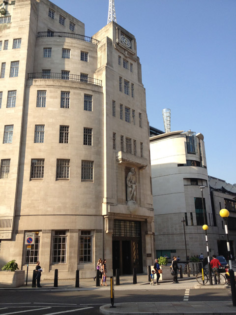 Old Broadcasting House