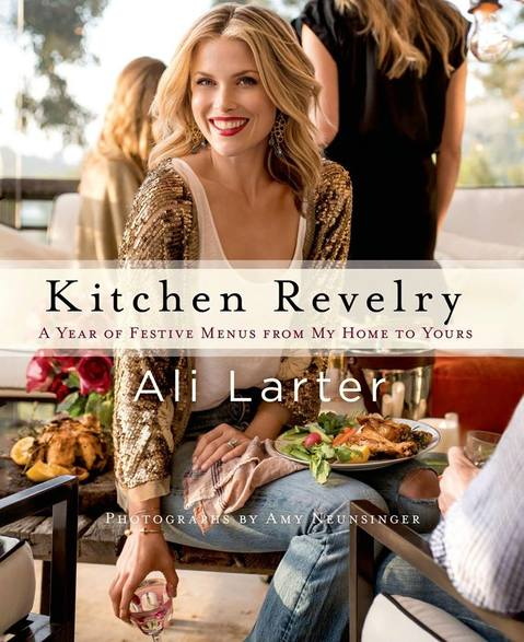 Kitchen Revelry by Ali Larter