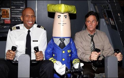 The Airplane reunion you weren't expecting