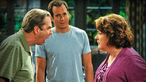 The Millers on CBS, with Will Arnett