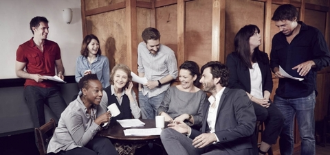 The Broadchurch series two read-through