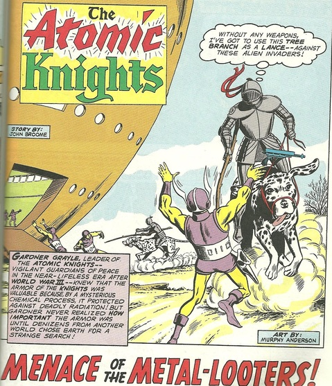 The Atomic Knights