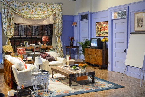 Monica's apartment