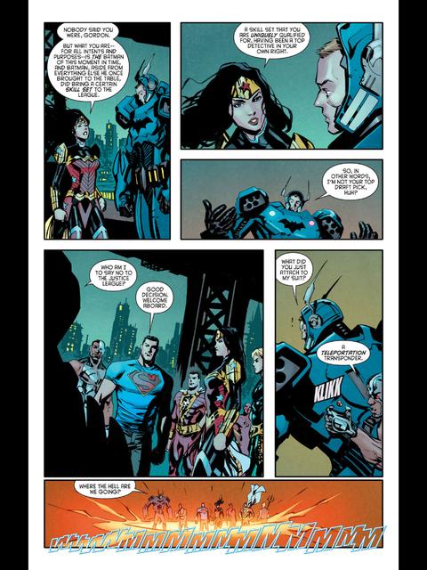 New Batman joins the Justice League