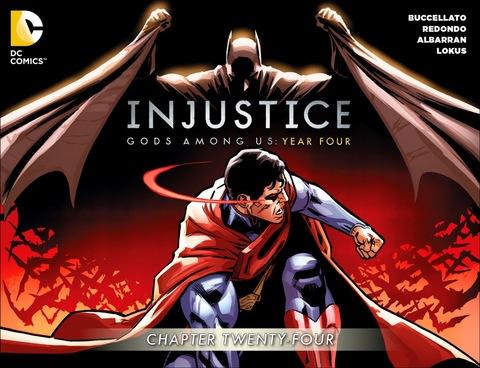 Injustice Gods Among Us Year Four #24