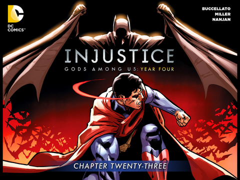 Injustice Gods Among Us Year Four #23