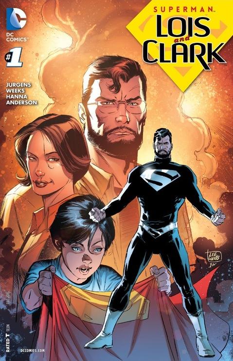 Lois and Clark #1