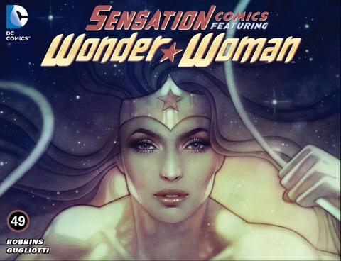 Sensation Comics #49