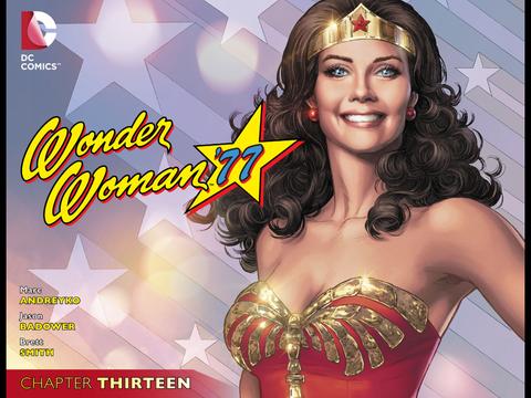 Wonder Woman '77 #13