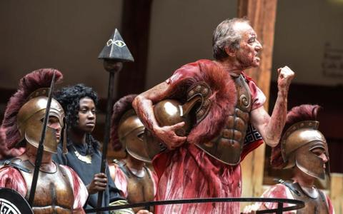 Agamemnon in the Globe's Oresteia