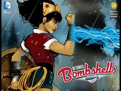 DC Bombshells #14