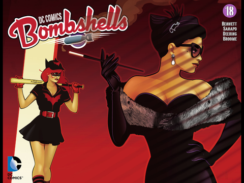 DC Bombshells #18
