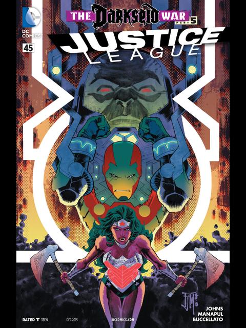 Justice League #45