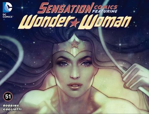 Sensation Comics #51