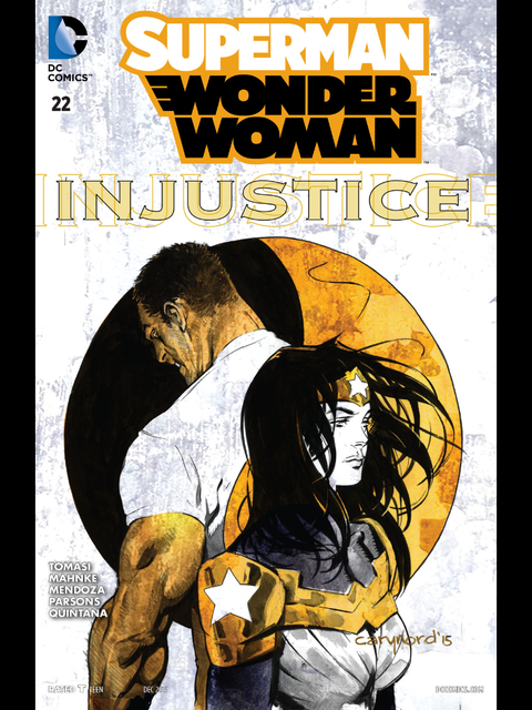 Superman/Wonder Woman #22