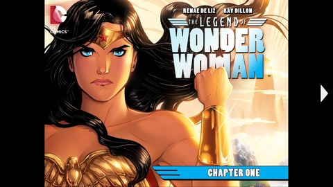 The Legend of Wonder Woman #1