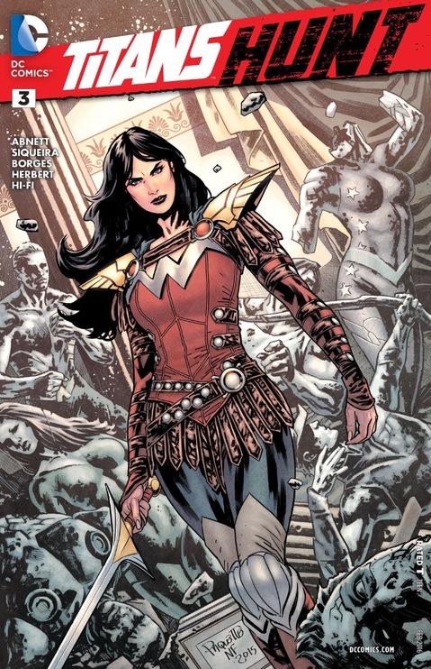 Titans Hunt #3