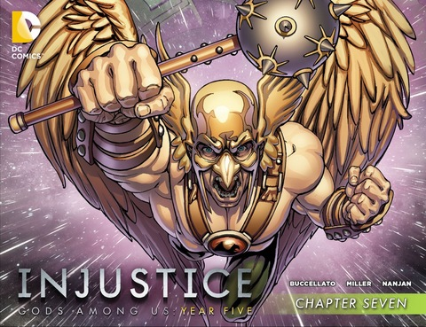Injustice Gods Among Us: Year Five #7