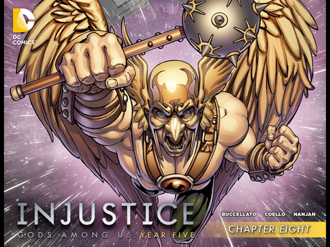 Injustice: Gods Among Us: Year Five #8
