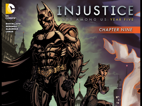 Injustice Gods Among Us: Year Five #9