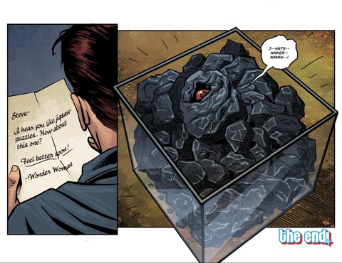 Clayface in a box