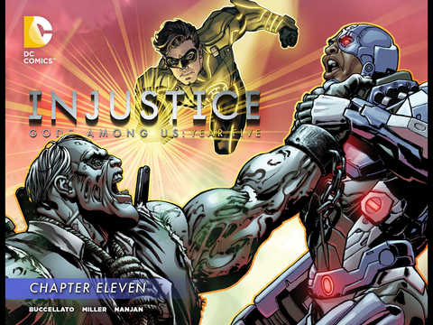 Injustice Gods Among Us: Year Five #11