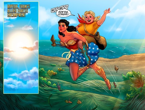 The Legend of Wonder Woman #17