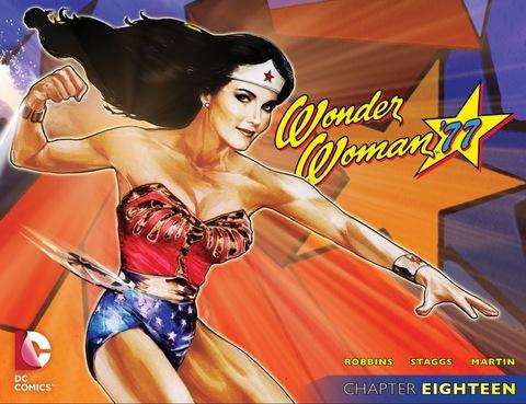 Wonder Woman '77 #18
