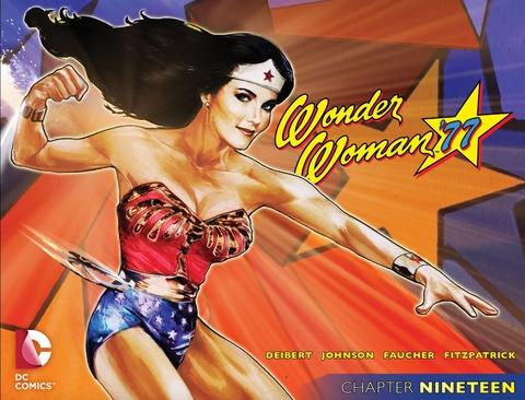 Wonder Woman '77 #19