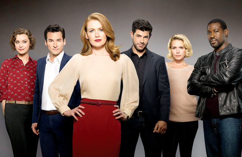 Original The Catch cast