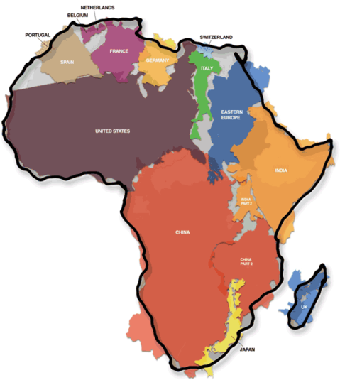 Africa and the US
