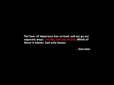 Containment quotes Socrates