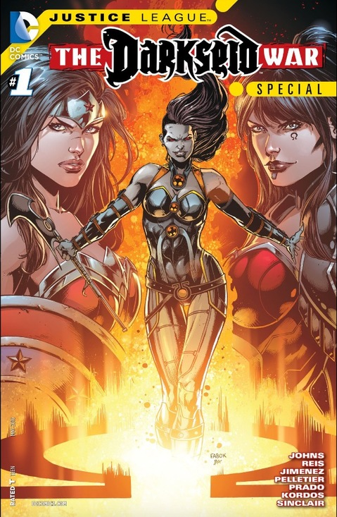 Justice League: Darkseid War #1