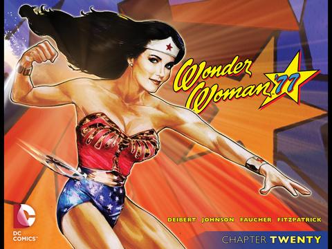 Wonder Woman '77 #20