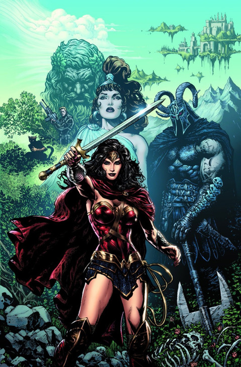 Wonder Woman: The Lies