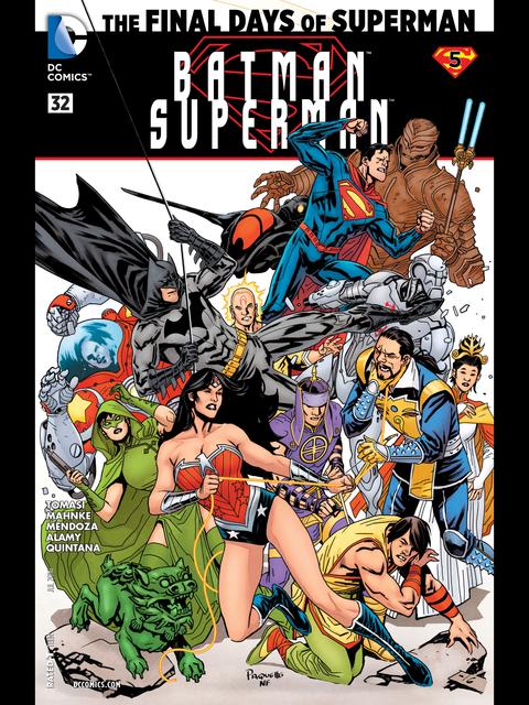 Batman-Superman #32