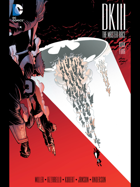 The Dark Knight III #4