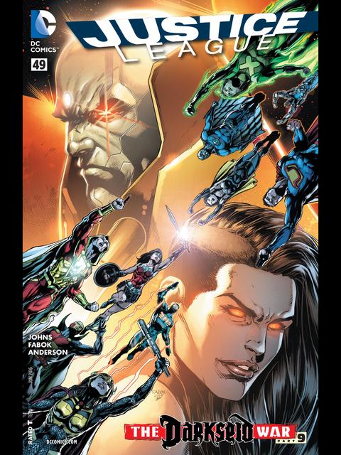 Justice League #49