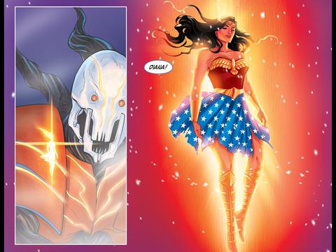 Wonder Woman reborn