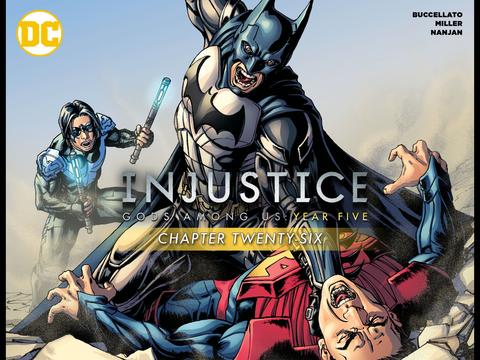 Injustice Gods Among Us Year 5 #26
