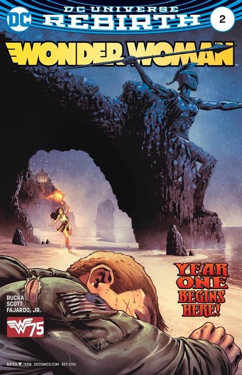 Wonder Woman (Rebirth) #2