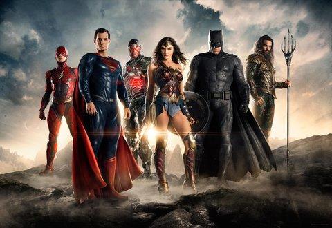 Live action Justice League