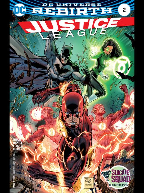 Justice League (Rebirth) #2