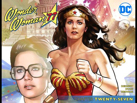 Wonder Woman '77 #27